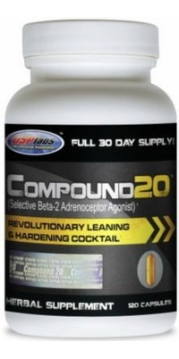 Compound 20 120 капсул USPlabs