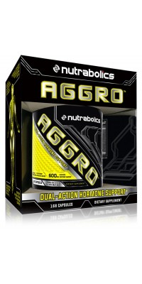Aggro 168 капсул Nutrabolics