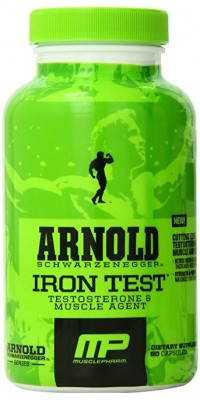 Arnold Series Iron Test 90 капсул MusclePharm