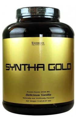 Syntha Gold 2,27 кг Ultimate Nutrition - купить за 2970