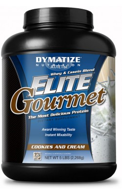 Elite Gourmet 2,27 кг Dymatize Nutrition - купить за 3020