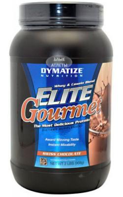 Elite Gourmet 908 г Dymatize Nutrition - купить за 1480