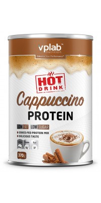 Cappuccino Protein Hot Drink 370 г VPLab