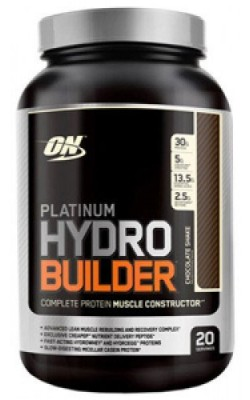 Platinum HydroBuilder 2,08 кг Optimum Nutrition - купить за 4400