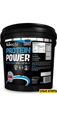 Protein Power 4000 гр BioTech USA