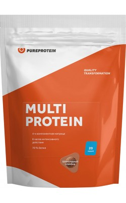 Multi Protein 600 г PureProtein - купить за 650