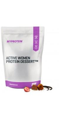 Active Woman Protein Dessert 1000 г MyProtein