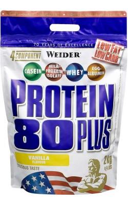 Protein 80 2 кг Weider - купить за 3660