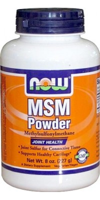 Msm Powder 230 г Now