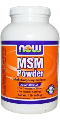Msm Powder 450 г Now