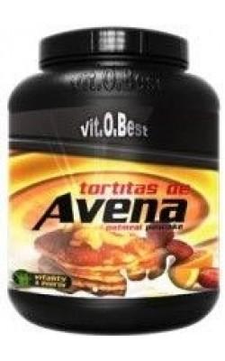 Tortitas De Avena Oatmeal Pancakes Ваниль-корица 700 г - купить за 1120