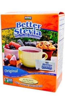 Better Stevia 45 пакетиков по - купить за 600