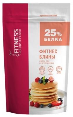 Фитнес блины Fitness Кондитерская 400 г - купить за 280