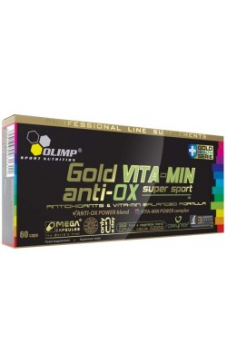 Gold Vita-Min anti-Ox Super Sport - купить за 1850