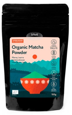 Matcha Powder Organic - купить за 880