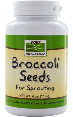Broccoli Seeds For Sprouting - купить за 530