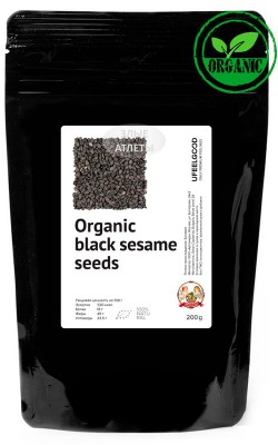 Black Sesame Seeds Organic - купить за 340