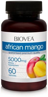 African Mango 5000 мг (10:1) 60 капсул BIOVEA