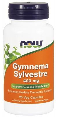 Gymnema Sylvestre 400 мг 90 капсул Now