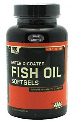Fish Oil Softgels - купить за 830