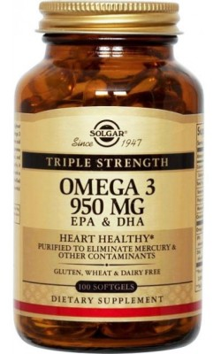 Omega-3 950 mg Epa & Dha Triple Strength - купить за 2910
