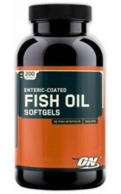 Fish Oil Softgels - купить за 1490
