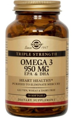 Omega-3 950 mg Epa & Dha Triple Strength - купить за 1580