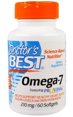 Best Omega-7 210 мг - купить за 1690