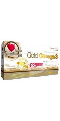 Gold Omega 3 60 капсул Olimp