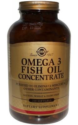 Omega-3 Fish Oil Concentrate - купить за 1720