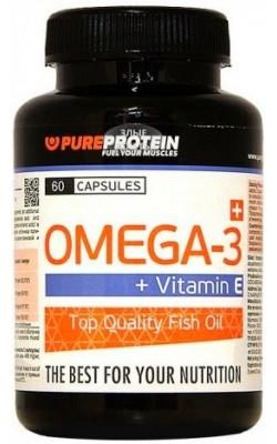 Omega-3 + Vit E - купить за 220