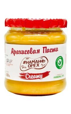Арахисовая паста Creamy - купить за 430