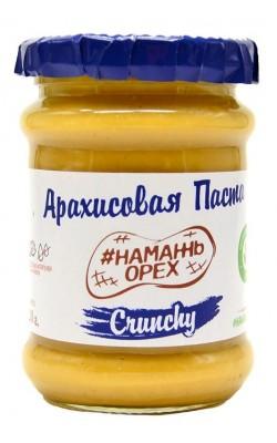 Арахисовая паста Crunchy - купить за 240