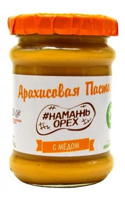 Арахисовая паста с мёдом - купить за 230