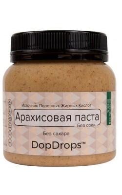 Арахисовая паста без соли - купить за 180