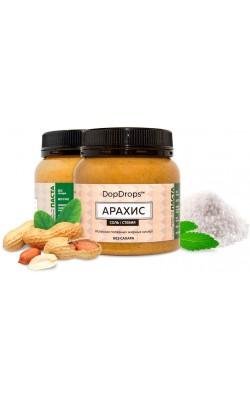 Арахисовая паста Соль-стевия - купить за 180