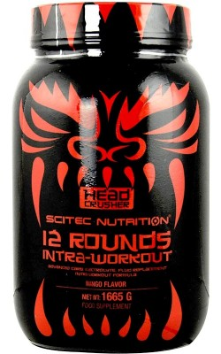 Head Crusher 12 Rounds Intra-Workout 1,67 кг Scitec Nutrition - купить за 1220