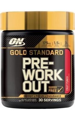Купить - Gold Standart Pre-Workout