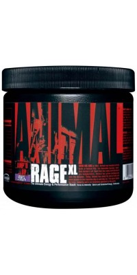 Animal Rage Xl 150 г Universal Nutrition