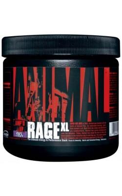 Animal Rage Xl 150 г Universal Nutrition - купить за 1940