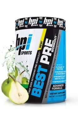 Best Pre Workout 315 г BPI Sports - купить за 1530