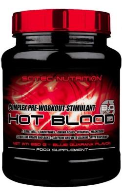 Hot Blood 3.0 820 г Scitec Nutrition - купить за 1380