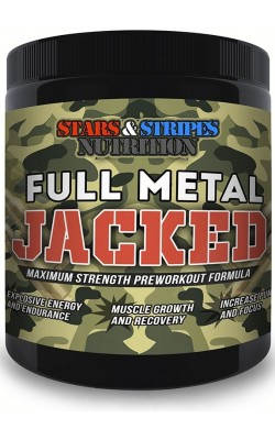 Full Metal Jacked 180 г Stars and Stripes - купить за 2190