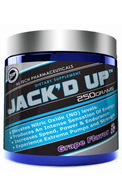 Jack'd Up 250 г Hi-Tech Pharmaceuticals - купить за 2120