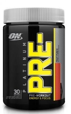Platinum Pre 240 г Optimum Nutrition - купить за 2340