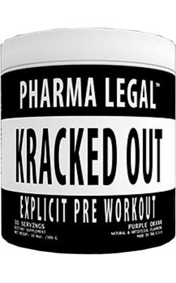 Kracked Out Kracked Out Pharma Legal - купить за 2120