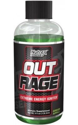 Outrage Shots 118 мл Nutrex - купить за 160