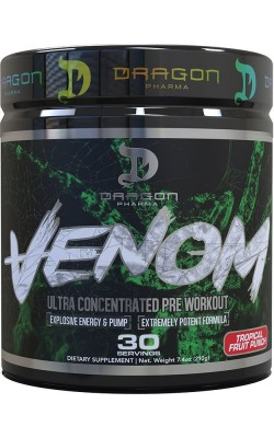 Venom 210 г Dragon Pharma Labs - купить за 2940