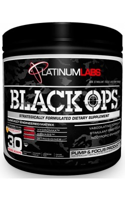 Black Ops 210 г Platinum Labs - купить за 2130