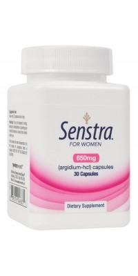 Senstra for Women 650 мг 30 капсул Newton-Everett